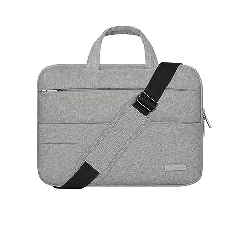 Amazon.com: Bolsa para ordenador portátil de 14 pulgadas, 15 ...