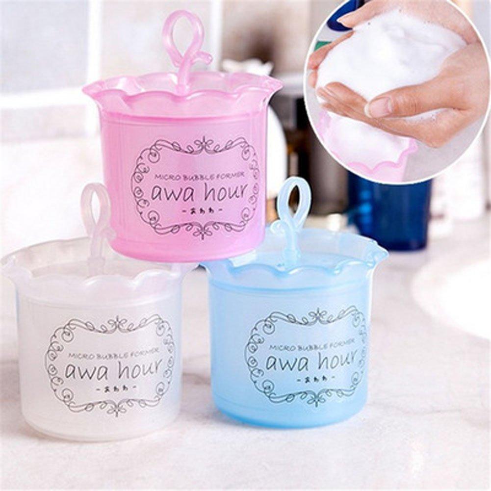Amazon.com: Gaosaili Facial Clean Tool Bubble Former Foam Maker Pink ...