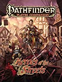 From the well-traveled avenues of Absalom to the outcast city of Kaer Maga, the streets of Golarion are full of danger, intrigue, and, of course, adventurers! Learn the laws of the street, work your way into a thieves' guild, ...