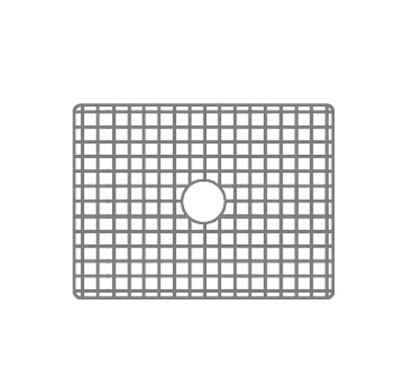 Whitehaus WHNCMAP3026G-SS Sink Grid, Stainless Steel by Whitehaus Collection