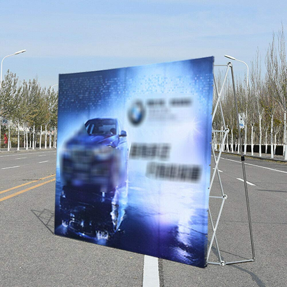 Display Backdrop Stand, 88FT Trade Show Booth Pop Up Backdrop Wall for Hotel, Shopping malls, Weddings by GDAE10 (Image #6)