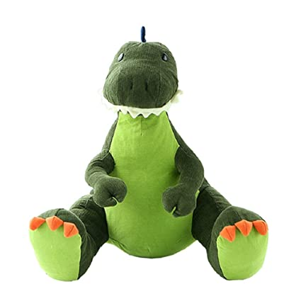 Cute Green Dinosaur Plush Doll Girl Toys Stuffed Animals Baby Soft Toy