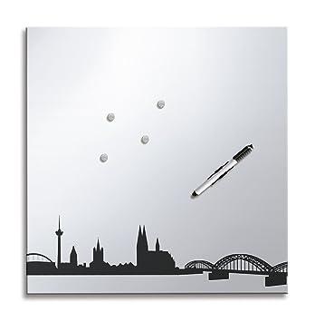Amazonde Eurographics MBDT40 Memo Board Magnet Und Schreibtafel Delectable Funky Memo Boards