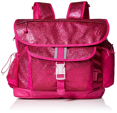 bixbee-sparkalicious-glitter-backpack-medium-ruby-raspberry