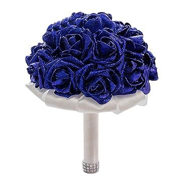 Cosanter Mode Blumenstrauss Romantische Hochzeit Bunte Kunstliche