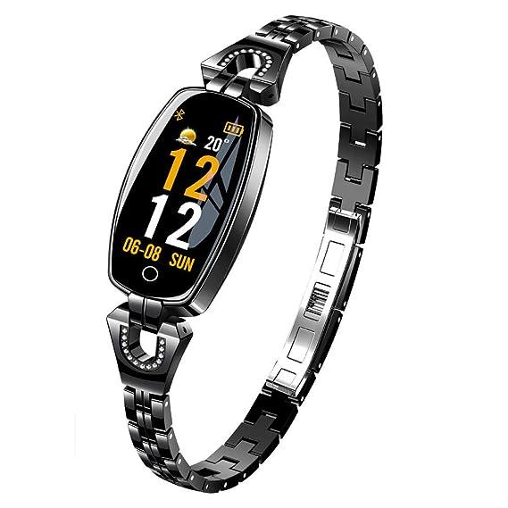 Amazon.com: Women Ladies Elegant Mini Smartwatch, FIN86 ...