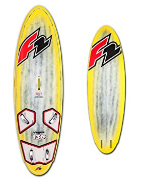 F2 de tabla de surf Vegas Twin 146L 2015 free move Freeride Board