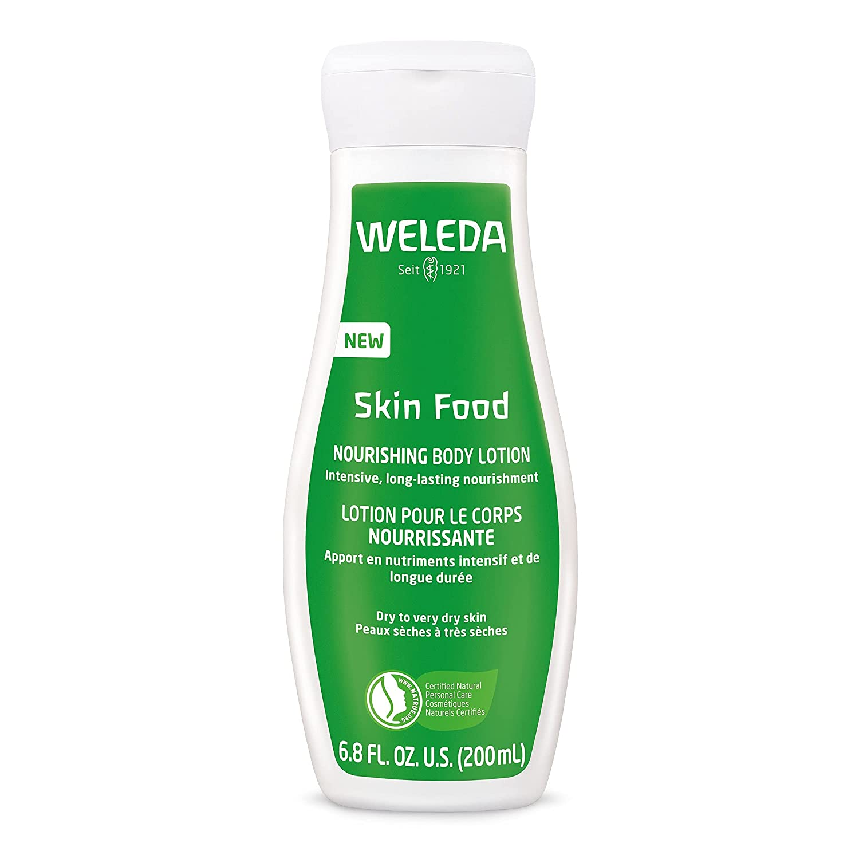 Weleda Skin Food Nourishing Body Lotion, Pansy, 6.8 Fl Oz