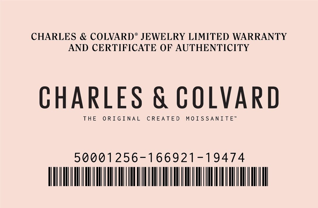 Forever Brilliant 6.5mm Moissanite Engagement Ring Size 5, 1.30cttw DEW By Charles & Colvard by Charles & Colvard (Image #7)