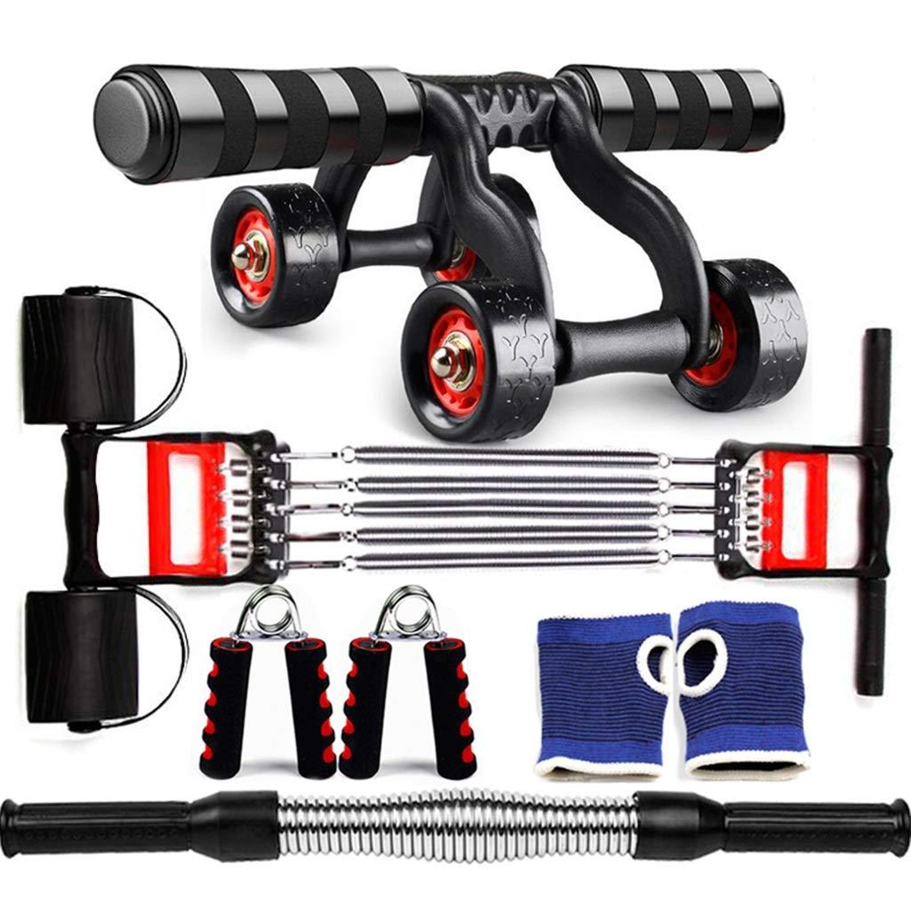Zhiniu Fitnessgeräte Anzug, Innen Bewegung Verlieren Gewicht Bauch Arm Exerciser Bauchmuskel Rad Arm Ausrüstung