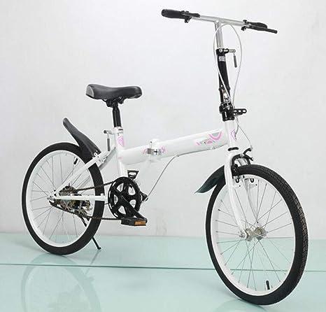 JBHURF Bicicletas para niños Bicicletas Plegables para niños ...