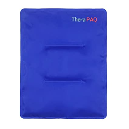 Bolsa Hielo Grande de Gel Térmico | Terapia Caliente/Frío Calor Reutilizable