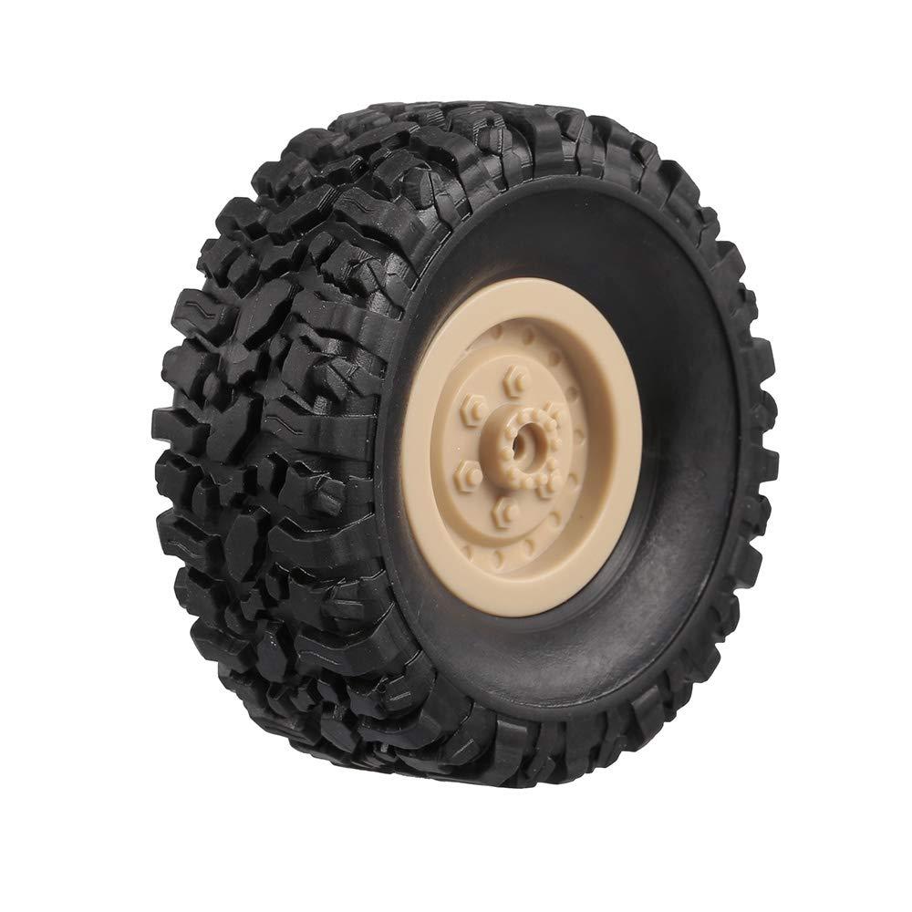 Vision End caps for 12mm QR axle retrofit 12mm Front wheel 6-hole mount black