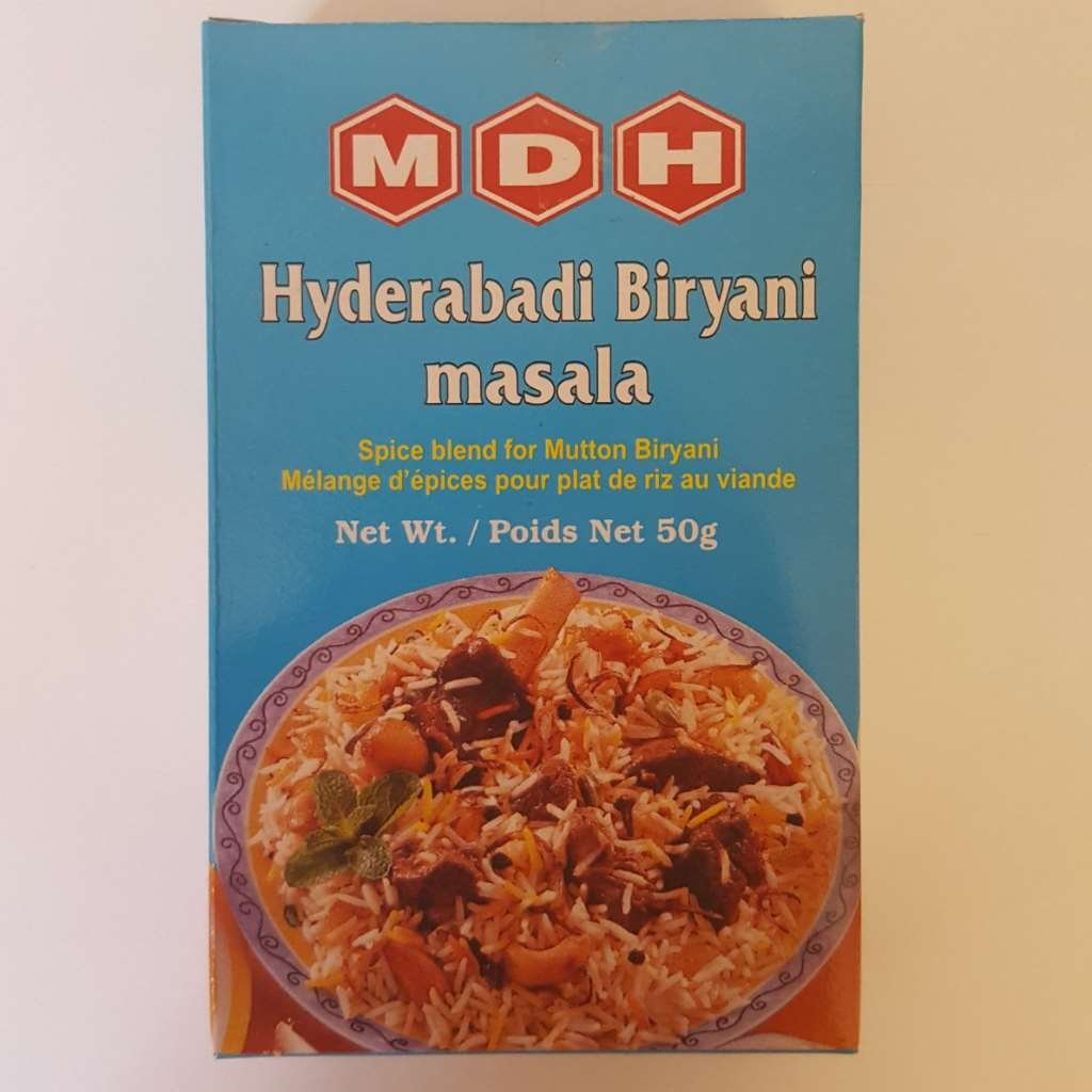 Amazon.com : MDH Chicken Curry Masala - 3.5oz : Curry Powder ...