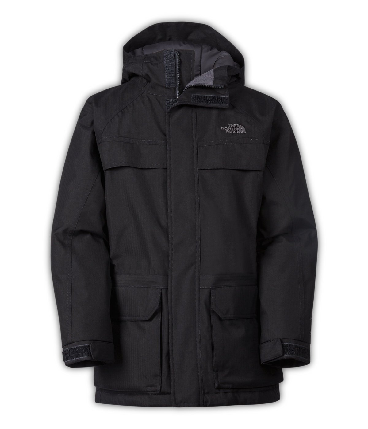 The North Face McMurdo Down Jacket Boys TNF Black XL18/20