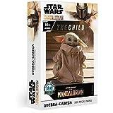 Quebra Cabeça Star Wars The Mandalorian The Child 500 peças
