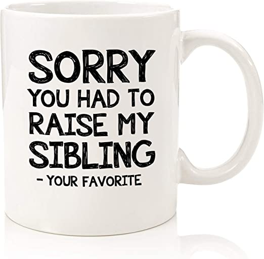 Fun Novelty Coffee Cup Wittsy Glassware and Gifts MTGMCM Women Best Mom Gifts Funny Mug: Thank You For Giving Me Life Son Gifts For Mom Unique Valentines Day Present Idea For Her From Daughter Gag Birthday Gifts For Moms