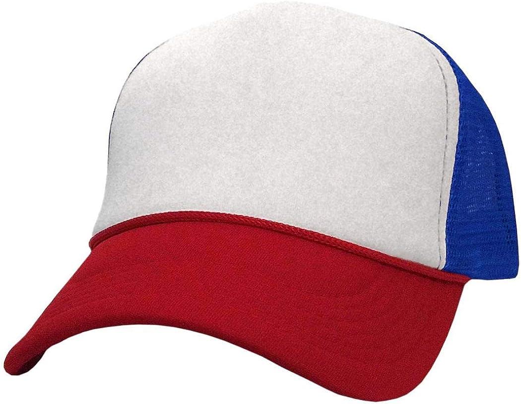 Nurple Plain Trucker HAT   Trucker Style Retro Hat