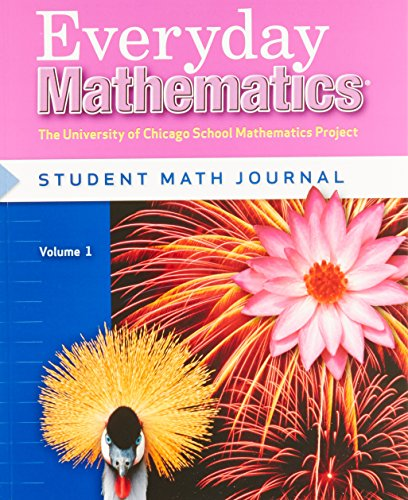 Everyday Mathematics, Grade 4, Student Materials Set (Journals 1 & 2)