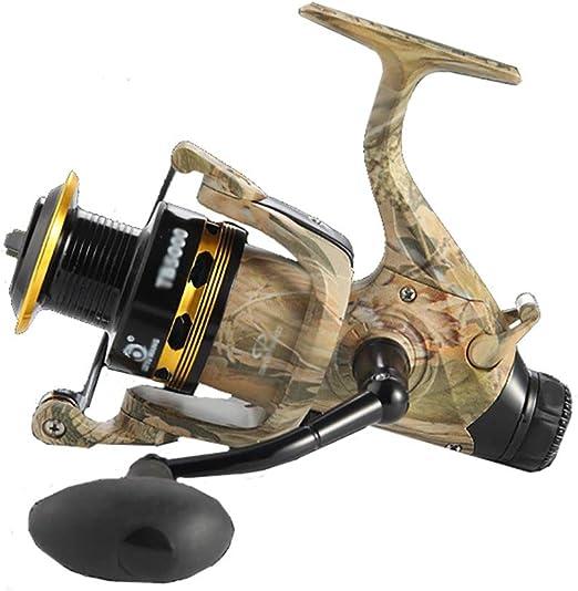 SH-yxl Spinning Fishing Reel Gear Ratio 5.1: 1 Izquierda/Derecha ...