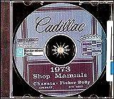 THE ABSOLUTE BEST 1973 CADILLAC FACTORY REPAIR SHOP & SERVICE MANUAL CD - INCLUDES: DeVille, Eldorado, Calais, Fleetwood Sixty Special Brougham, Fleetwood