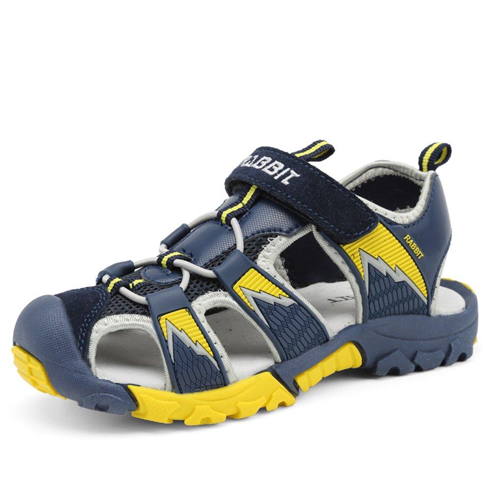 Toddler//Little Kid//Big Kid KKIDSS Boys Girls Sport Water Sandals Summer Closed-Toe Athletic Kids Shoes KKIDSS014