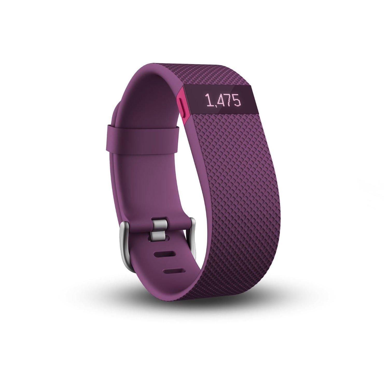 Fitbit Aktivitätstracker Charge HR FB405BKL-EU