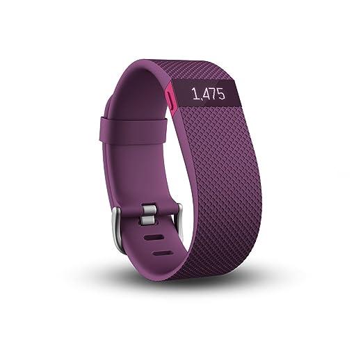 1483 opinioni per Fitbit Charge HR Braccialetto Monitoraggio Battito Cardiaco e Attività Fisica