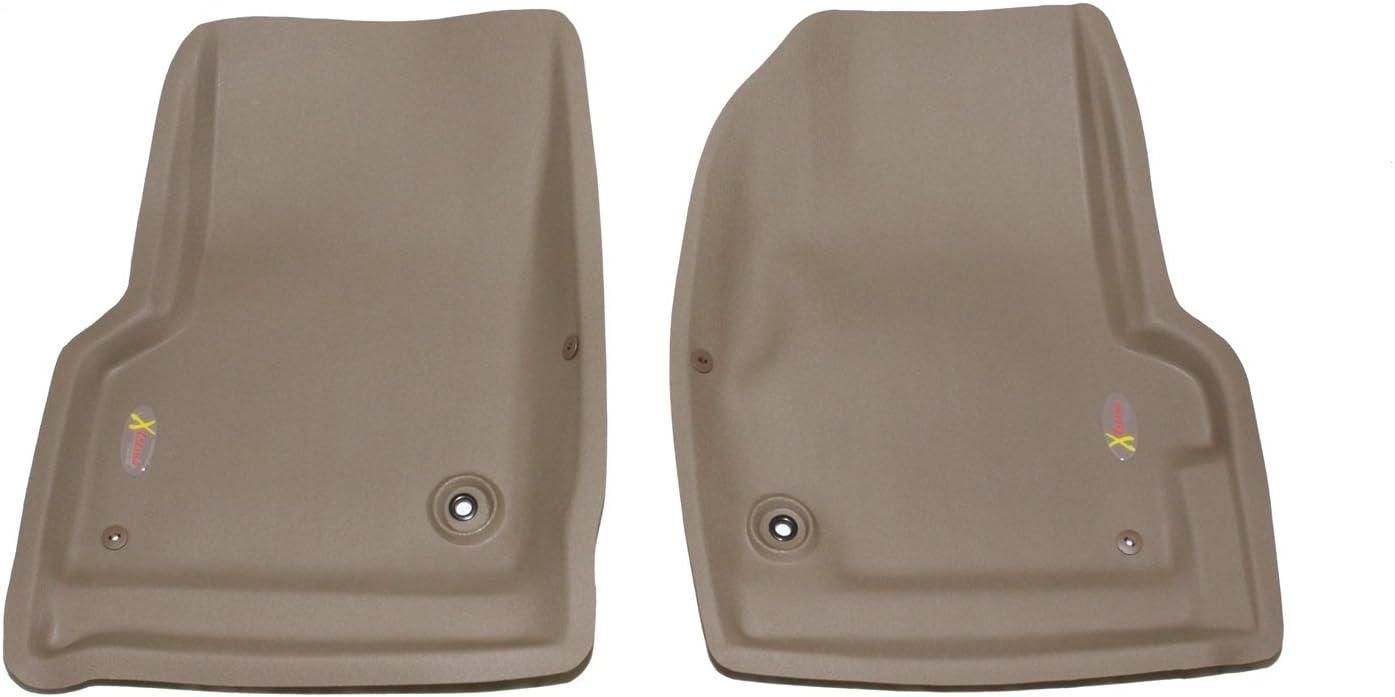 Custom Fit Car Mat 4PC PantsSaver 0716122 Gray