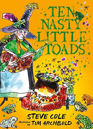 Ten Nasty Little Toads: The Zephyr Book of