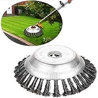 WENTS - Cono cabezal cortador de hierba de alambre anudado de 150 mm, herramienta de deshierbe de metal para…