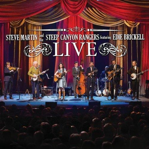 Steve Martin & the Steep Canyon Rangers (Steve Martin Cd)