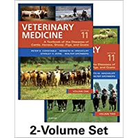 Veterinary Medicine: A textbook of the diseases of cattle, horses, sheep, pigs and...
