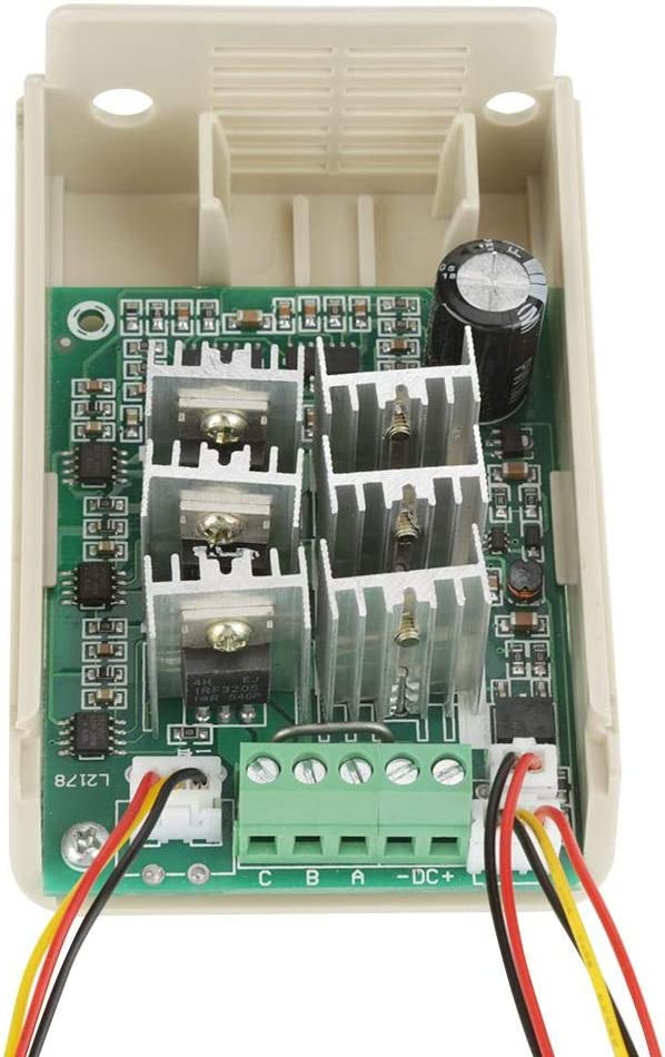 DC Lamps Three-Phase Dc Brushless Motor Speeds Regulator 5-36V BLDC Three-Phase Sensorless Brushless Without Hall Motor Controller for DC Brush Motor