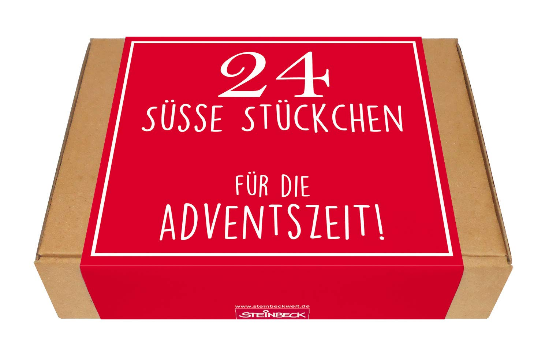 Steinbeck Adventskalender 2020 Inhalt