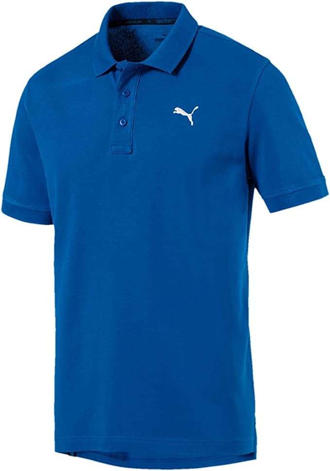 PUMA ESS Pique Polo Camiseta, Hombre: Amazon.es: Ropa y ...