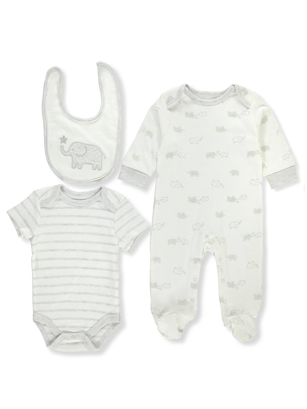 Rene Rofe Baby Boys' 3-Piece Layette Set