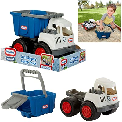 Little Tikes Dirt Diggers 2-in-1 Dump Truck: Toys & Games