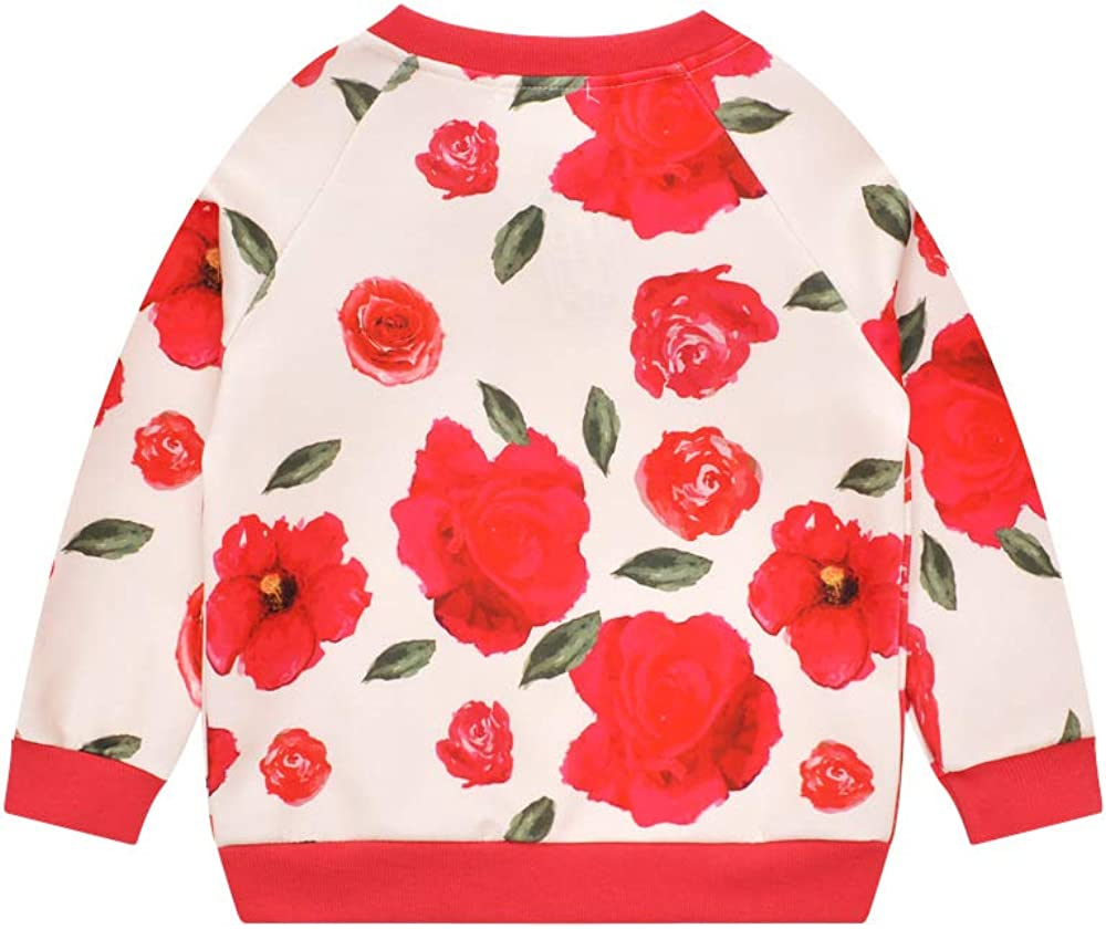 Childrens Clothes Sportswear Flower Zippers AayWays Childrens Clothes