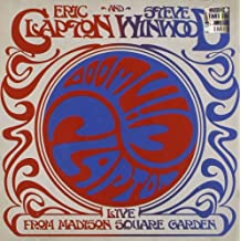 Eric Clapton and Steve Winwood Live From Madison Square Garden