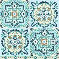 Ambiente SERVILLETAS 33x33cm 20 UD Azulejos Verde