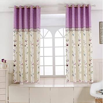 Kurz Vorhang Hälfte Schatten Vorhänge für die Schlafzimmer Fancy ...