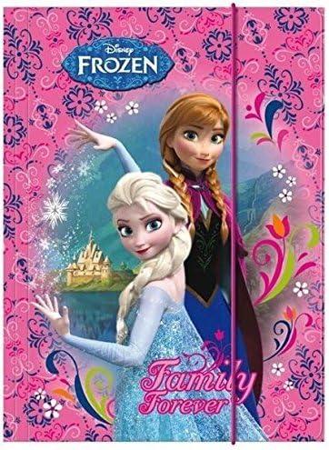 Pochette de bureau La Reine des Neiges