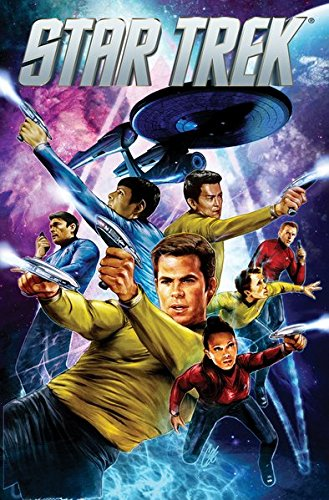 Star Trek Comicband 15: Die Neue Zeit 9 Taschenbuch – 13. September 2017 Mike Johnson Tony Shasteen Cross Cult 3959814224