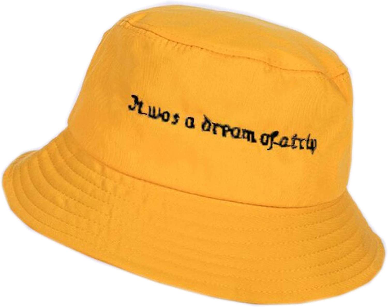 bettyhome Women Lady Men Lovely Cotton Packable Reversible JT Pattern Wide Rim Flat Bush Fisherman Bucket Sun Hat