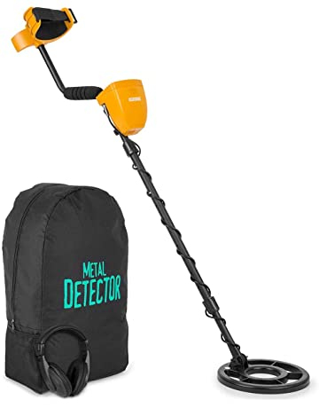 DURAMAXX Dr. Jones Detector de Metales • Detector de Oro • Impermeable • Ø20 cm