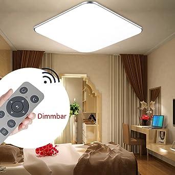 SZYSD LED Panel Deckenleuchte Badleuchte Deckenlampe Schlafzimmer ...