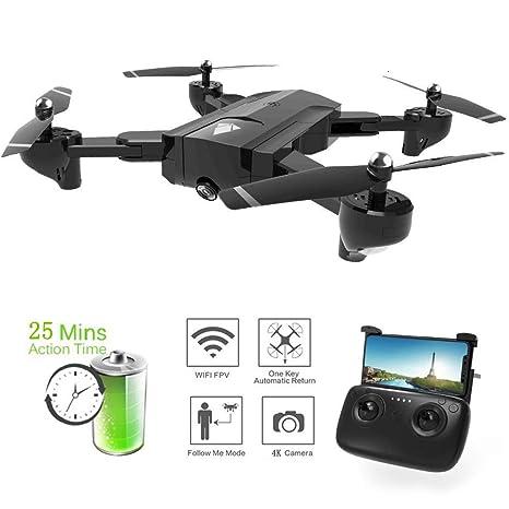 Drone con Camara HD Drones con Camaras para Niños con Camara, 4K ...