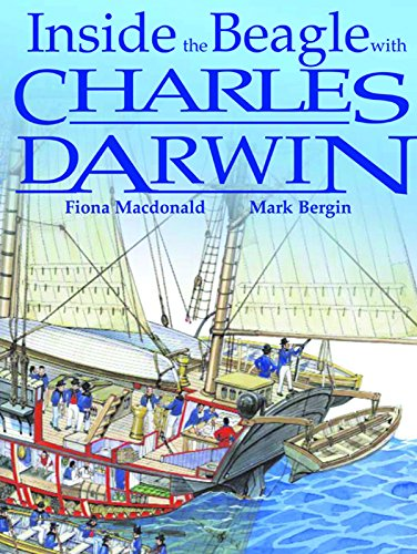 Inside the Beagle with Charles Darwin (Inside (Enchanted Lion))