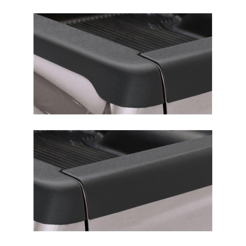 Bushwacker 28509//28510 Smoothback Bed Rail Caps /& Tailgate Cap for Ranger//B2300//B3000//B4000